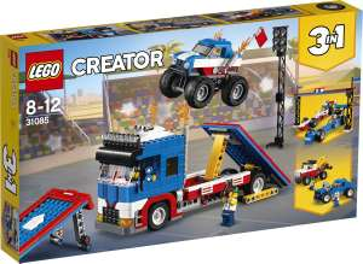 LEGO CREATOR MOBIELE STUNTSHOW - 31085