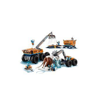 LEGO 60195 - Mobiele onderzoeksbasis op de Noordpool