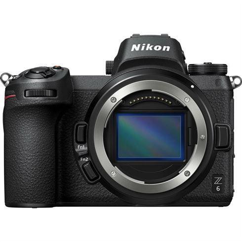 Nikon Z6 Body (Systeemcamera)