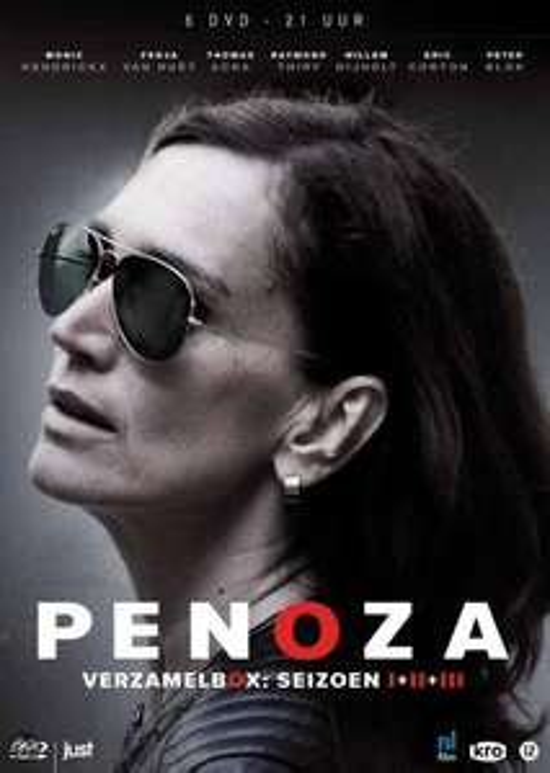 Penoza seizoen 1-3 (DVD) voor €14,99 @ Bol.com