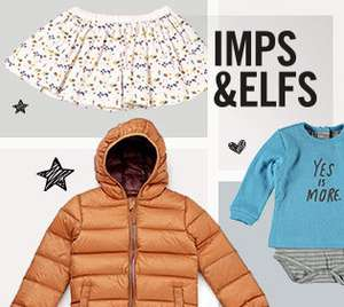 Imps & Elfs baby- en kinderkleding met hoge korting @Vente Exclusive