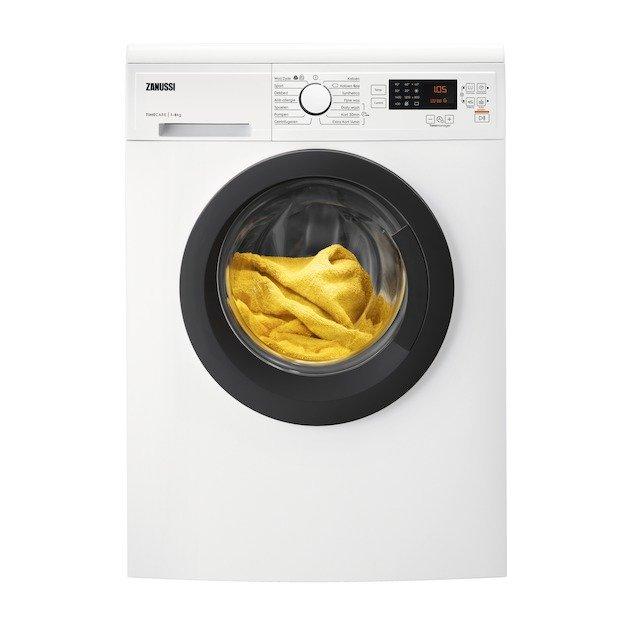 Zanussi ZWFroma wasmachine met 8 kg en 1400 toeren @ Expert