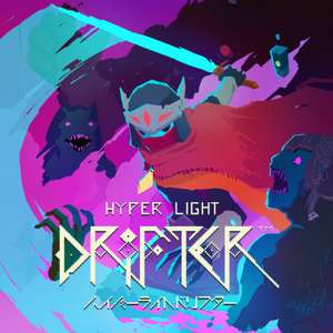 Hyper Light Drifter GRATIS @ Epic Games Store