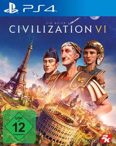 Civilization VI (6) [PS4] @amazon.de
