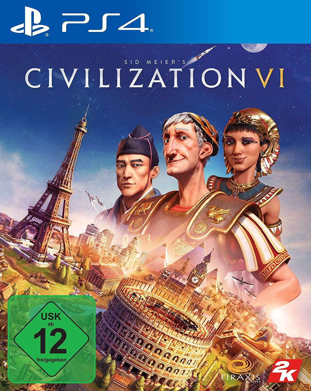 Civilization VI (6) [PS4] @amazon.de