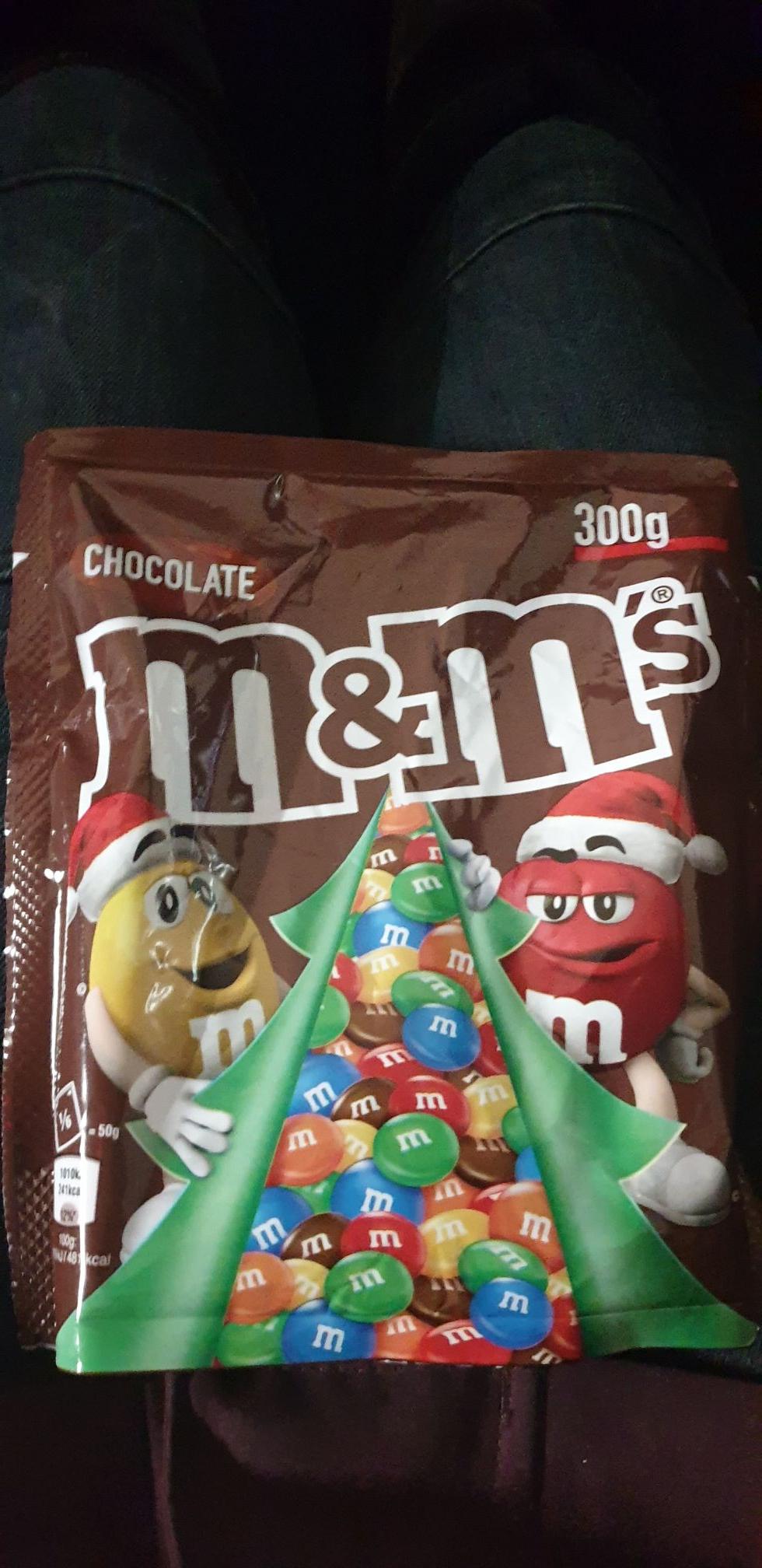 2 zakken M&m kerst 75% korting jumbo papendrecht