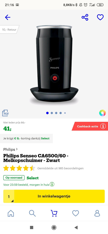 Senseo 31 met bol.com select