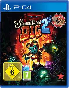 Steamworld Dig 2 [PlayStation 4]