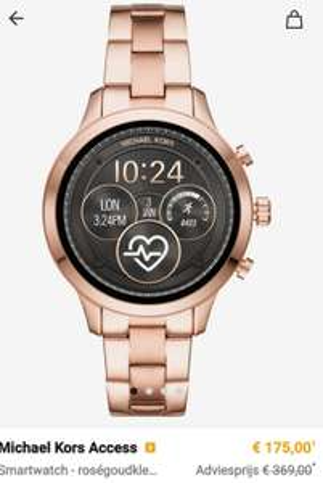 Smartwatches @ Zalando Lounge