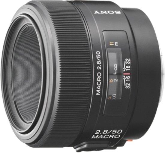 Sony 50mm f/2.8 Macro voor €129 @ Bol.com