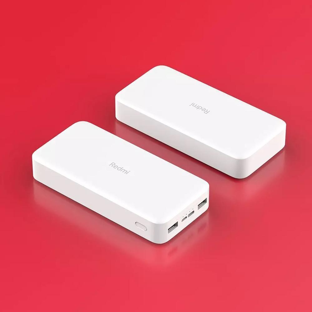 Xiaomi Redmi 20000mAh 18W QC3.0 Power Bank
