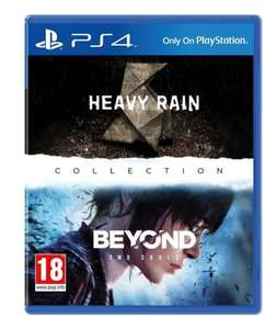 The Heavy Rain and Beyond: Two Souls Collection (PS4) @ Coolshop