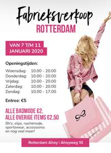 Hunkemöller Factory Sale!