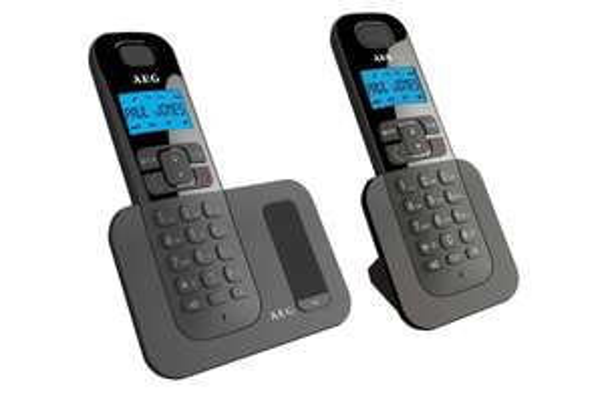 AEG Voxtel D500 Twin huistelefoon @ Wehkamp