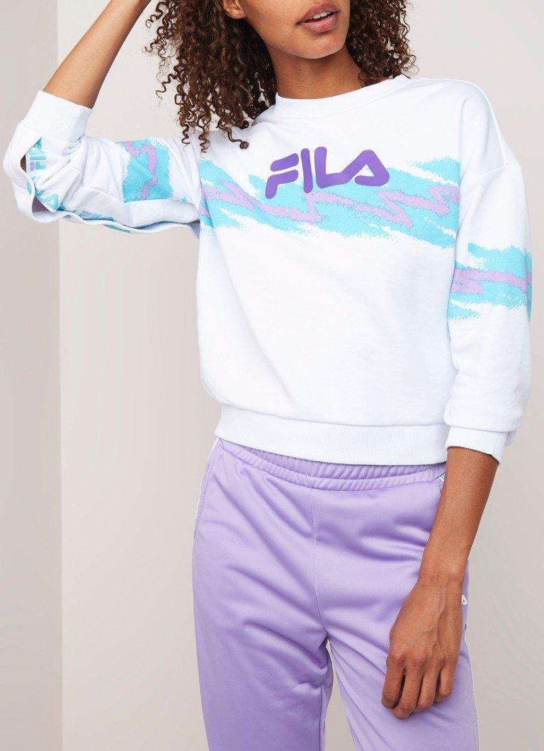 FILA Justyna sweater @ De Bijenkorf