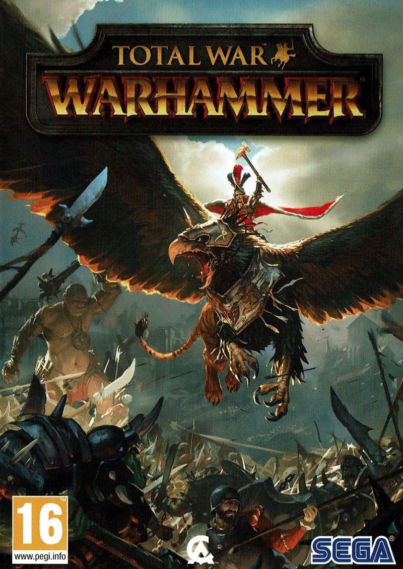 Gratis Total War: WARHAMMER bij aankoop van een product op Games Workshop Webshop