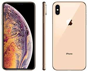 iPhone XS max 512GB alleen goud en zilver (amazon.de)