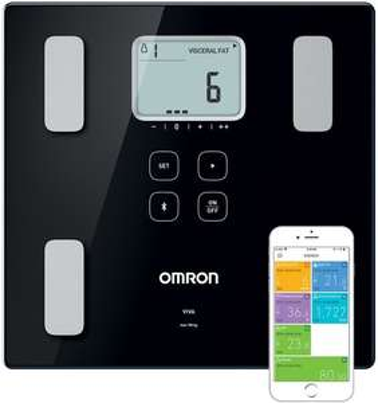 Omron VIVA - Personenweegschaal - Smart @BOL.COM