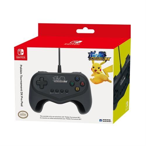 Hori Pokken DX Tournament Pro Controller