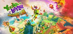 Yooka-Laylee and the Impossible Lair gratis @ Epic Games Store