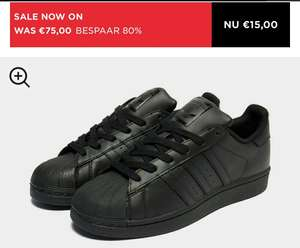 Adidas Originals Superstar Junior in de korting bij JD