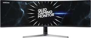 Samsung LC49RG90 - Ultrawide Curved QLED Monitor voor €201.80
