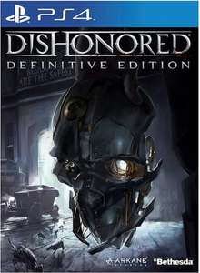 Dishonored Definitive Edition - €19,99 @ Franse Amazon