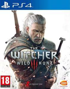The Witcher 3: Wild Hunt PS4 - €35 @ Franse Amazon