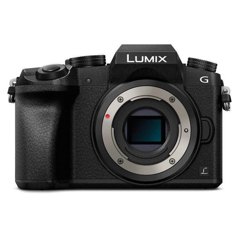 Panasonic DMC-G7 systeemcamera Body Zwart voor €249 @ Cameranu.nl