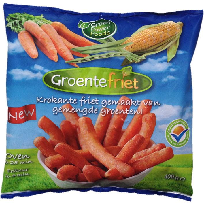 Gratis zak groenefriets @ Albert Heijn