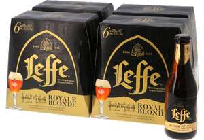 Leffe royale blond big pack