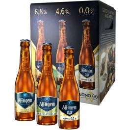 Affligem Cadeaubox (9 flessen) voor 1 euro!