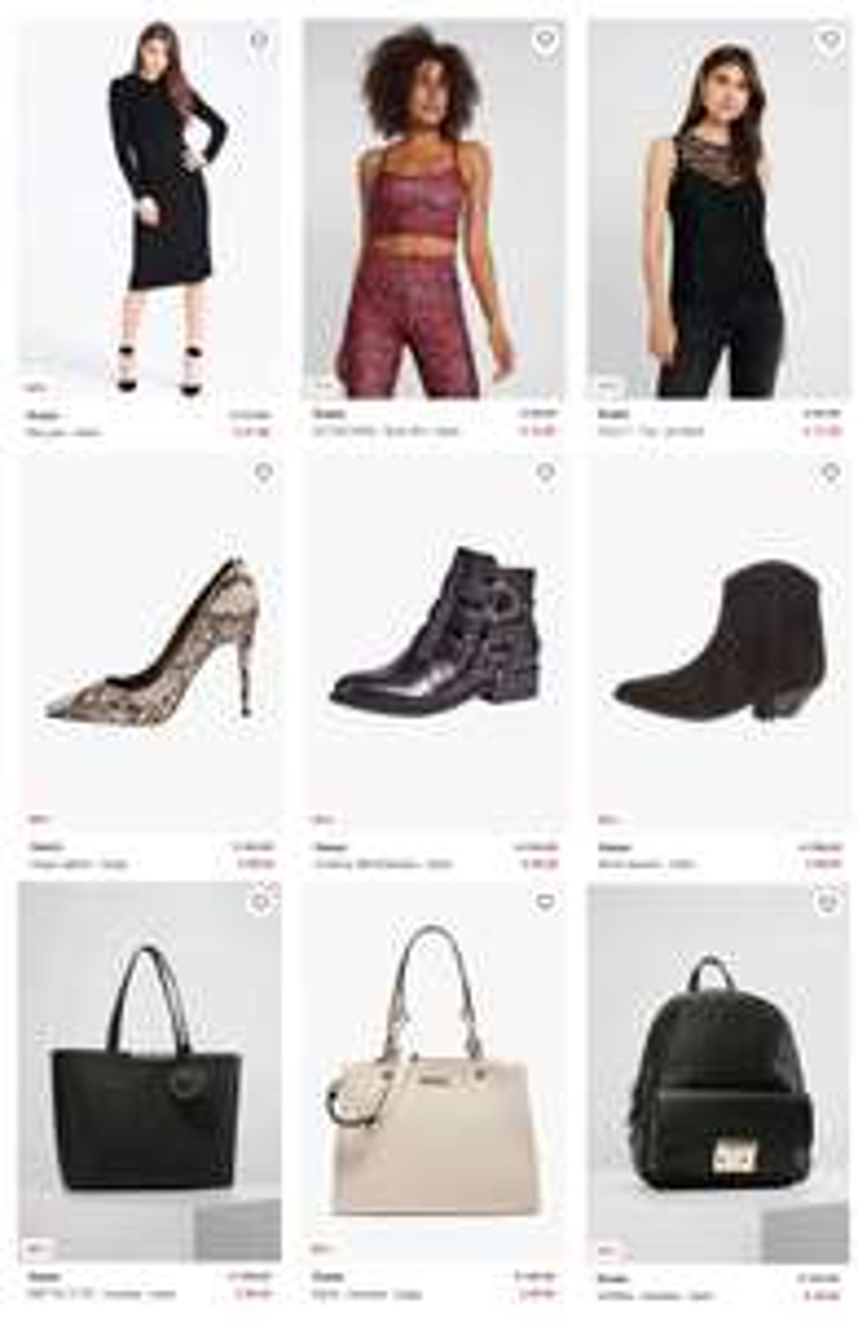 Guess: 100+ items 60-71% korting @ Zalando