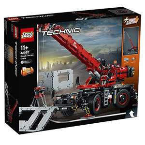 [Nu €163.99] Lego Technic 42082 Terrein Kraanwagen voor alle terreinen € 161,87 + gratis verzending bij Amazon.de