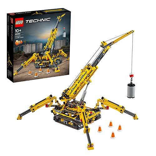 LEGO Technic 42097 Compacte Rupsband Kraan € 62,59 bij Amazon.de