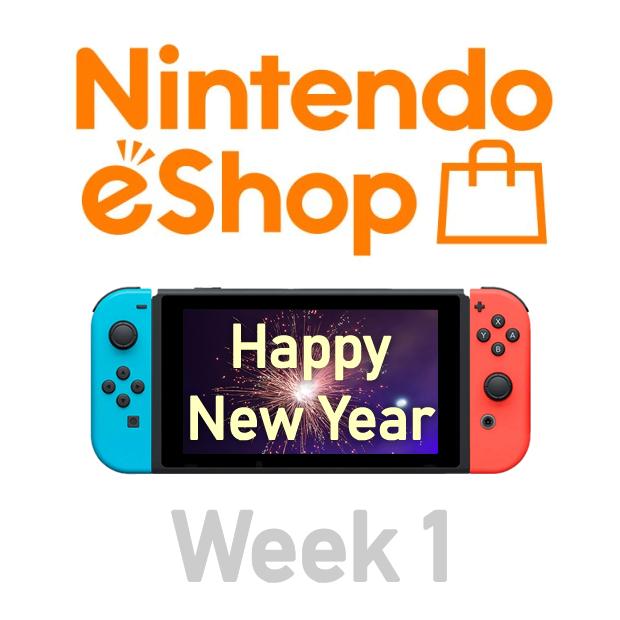 Nintendo Switch eShop aanbiedingen 2020 week 1