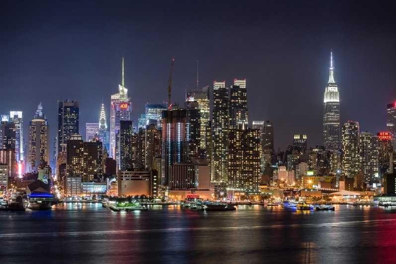 Retour tickets met New York vanaf 129