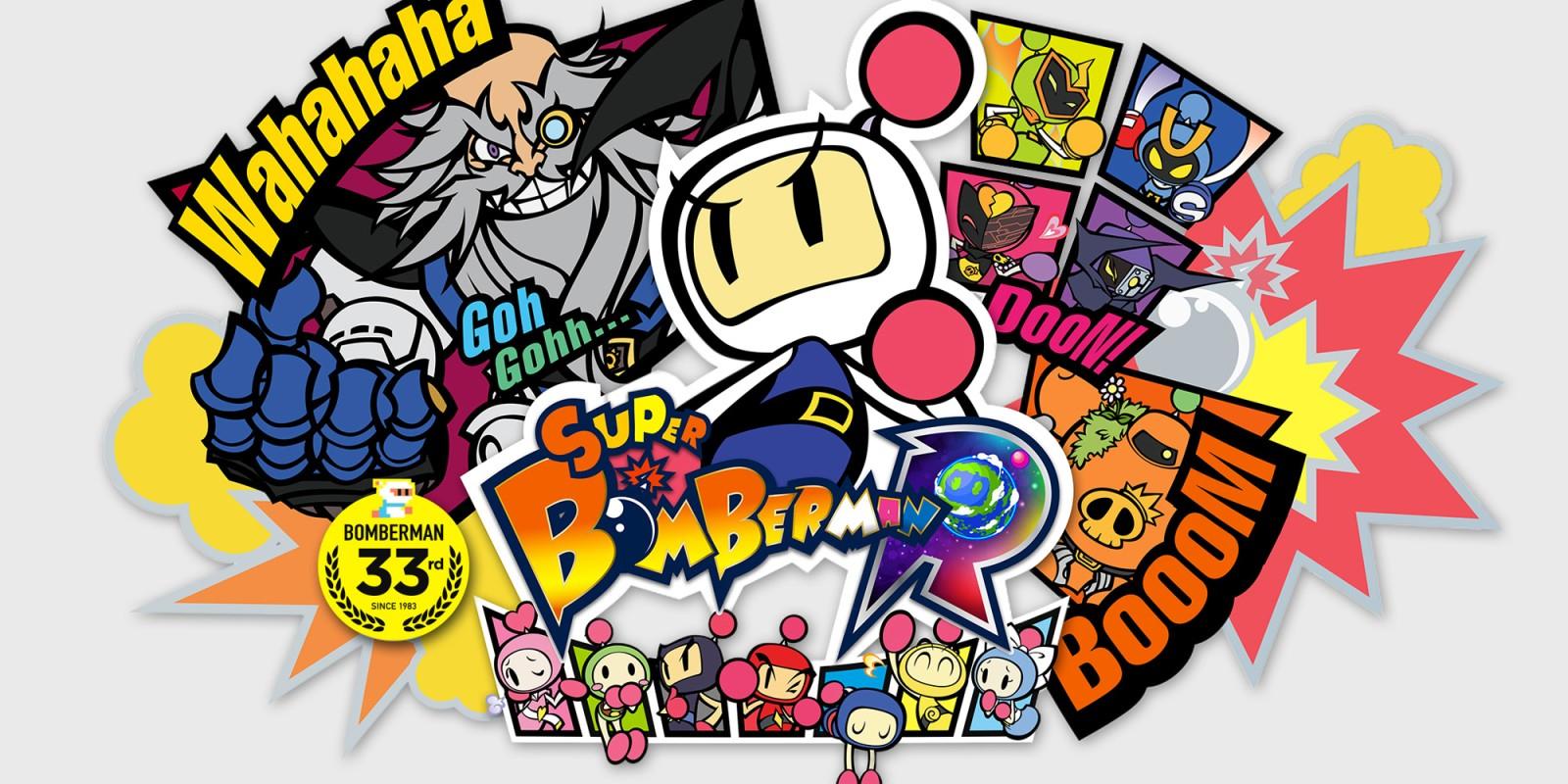 Super Bomberman R - Nintendo eShop download