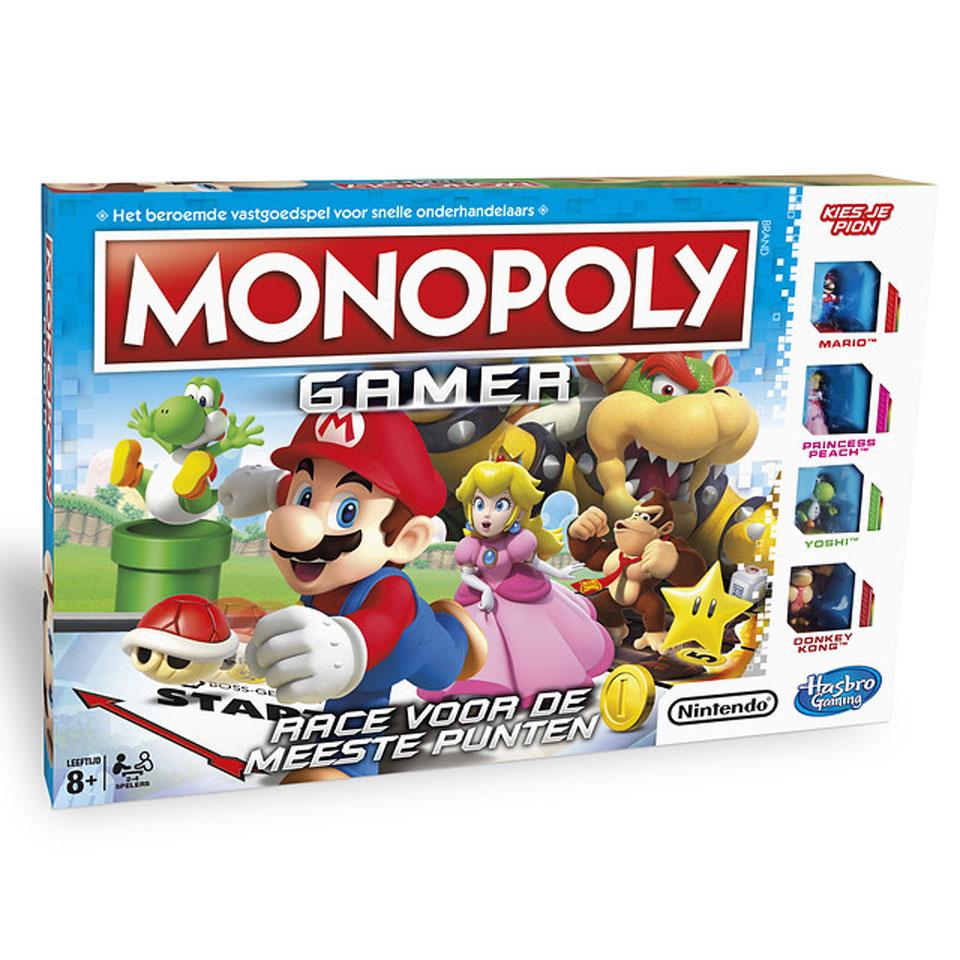 Monopoly Gamer 19,98 Intertoys