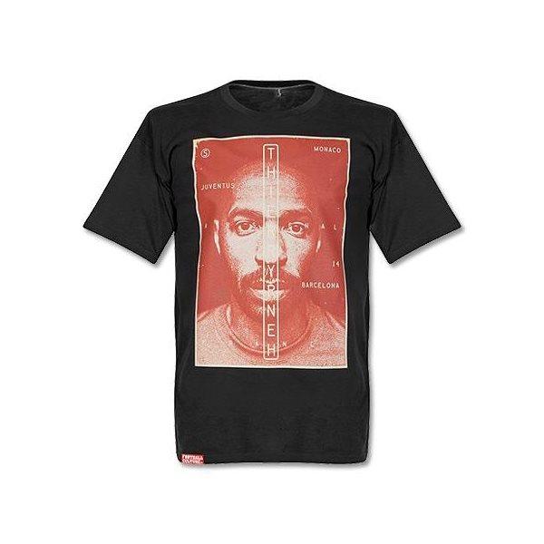 FootballCulture - Henry T-shirt - Donker Grijs van 32,95 voor 14,95 (laatste maat XL)