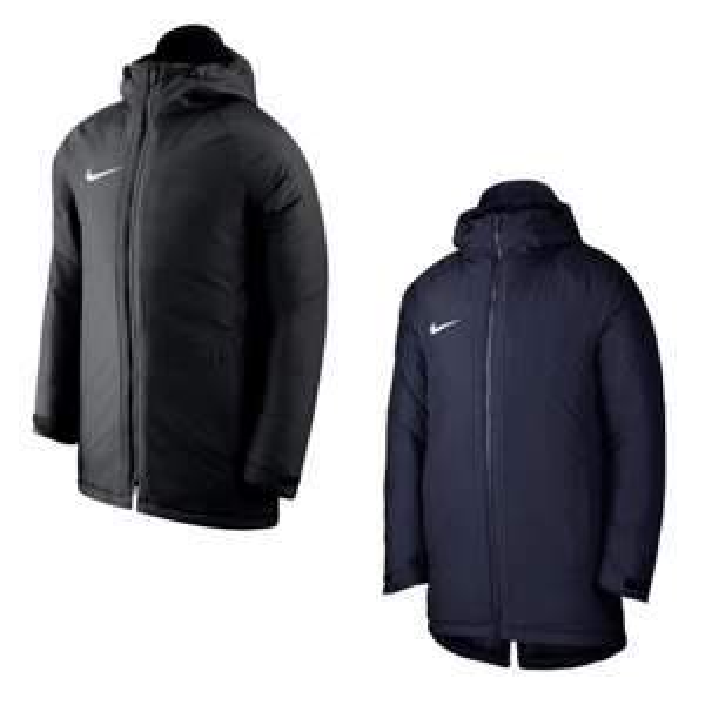Nike Academy 18 heren winter / sportjas + gratis verzending à €9,95 @ Geomix