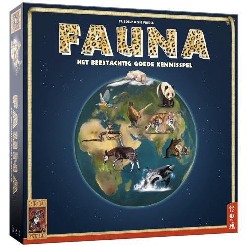 Bordspel Fauna - 999Games
