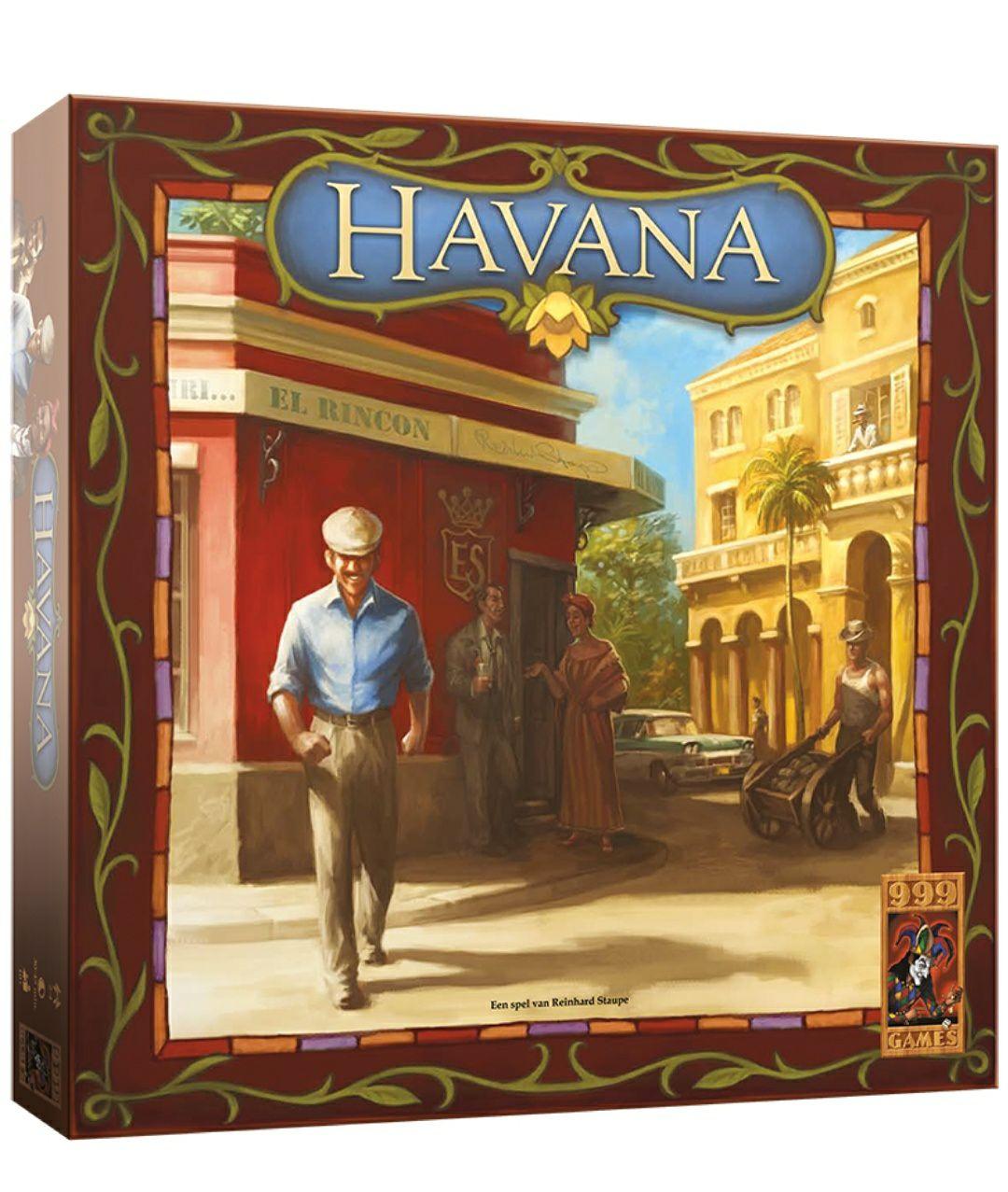 Havana Kaartspel 999 games