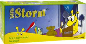 Little Storm educatieve geheugenspellen