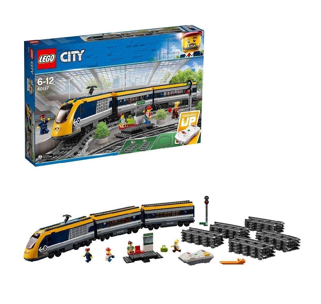 Lego 60197 lego trein