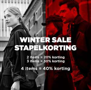 Tot 40% extra korting Gstar Outlet