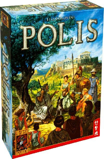 Polis - 999 Games