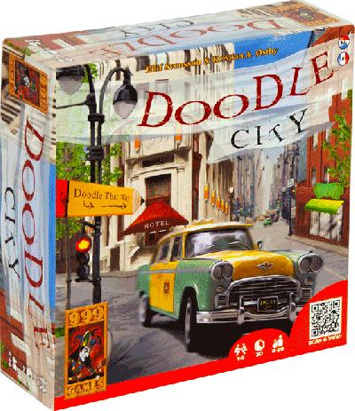 999 games Doodle city @boekenvoordeel
