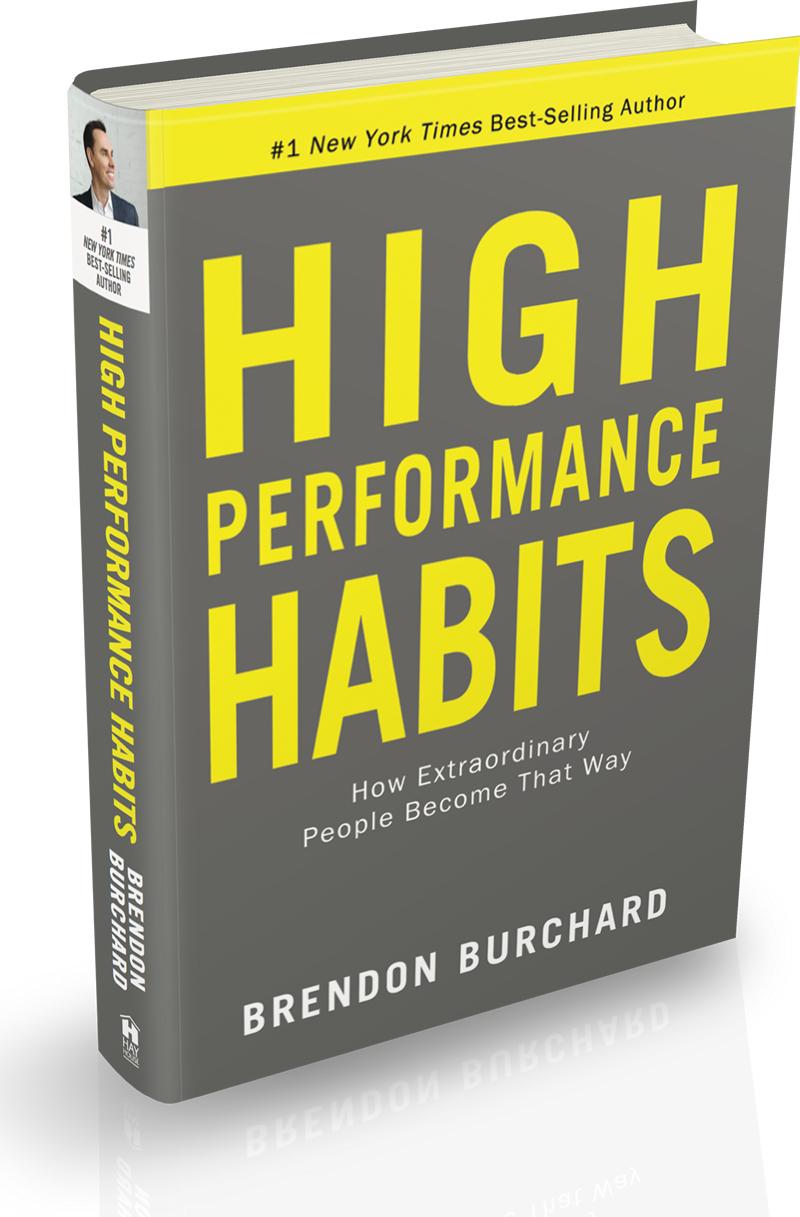 Gratis boek High Performance Habits (alleen verzendkosten)