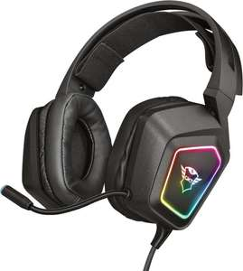 Trust GXT 450 Blizz RGB 7.1 Surround Gaming Headset voor €39,99 @ Bol.com